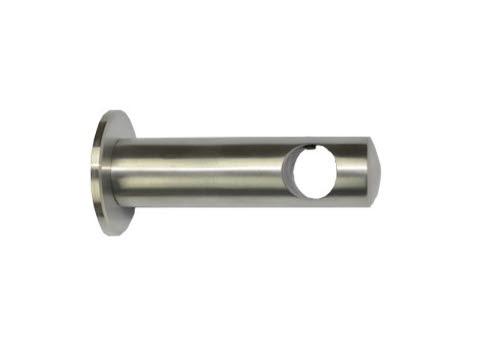 Edelstahlrohr 8 mm