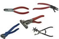 Raumausstatter werkzeug  Werkzeug - Polsterwerkzeug- Scheren - Faltensteckpistole ...